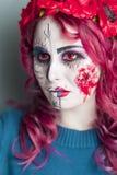 Halloween bilden Lizenzfreies Stockbild