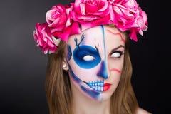 Halloween bilden Lizenzfreie Stockfotografie