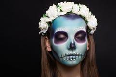 Halloween bilden Stockfoto