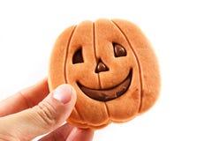 Halloween biscuits Stock Photo