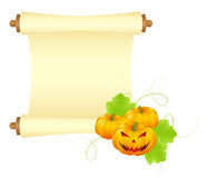 Halloween blank Royalty Free Stock Photo