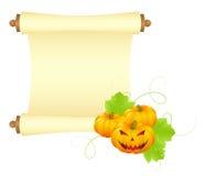 Halloween Blank Royalty Free Stock Photo