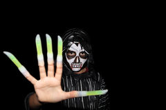 Halloween Boy Stock Photography
