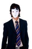 Halloween businessman Royalty Free Stock Photos