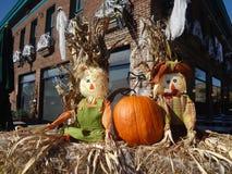 Halloween at Cactus Cantina Royalty Free Stock Photos