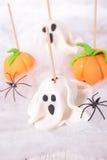 Halloween cake pop Stock Photos