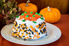Halloween Cake Royalty Free Stock Photo