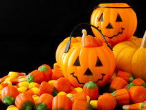 Halloween Candies Royalty Free Stock Photo