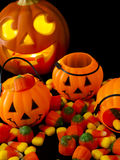 Halloween Candies Stock Image