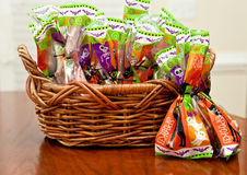 Halloween Candy Immagini Stock
