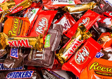 Free Halloween Candy Royalty Free Stock Image - 46311126
