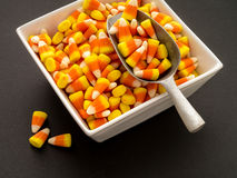 Halloween Candy Bowl stock images