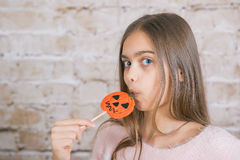 Halloween candy. Stock Photo
