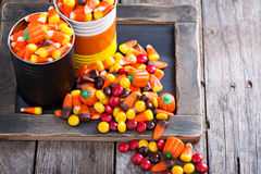 Free Halloween Candy Copy Space Stock Photos - 77868453