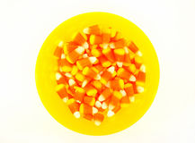 Halloween Candy Corn Royalty Free Stock Photo