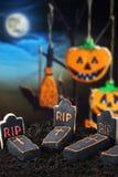 Halloween candy Royalty Free Stock Photos