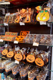 Halloween candy for sale Royalty Free Stock Images