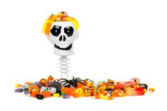 Halloween candy Royalty Free Stock Images