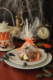 The Halloween candy Royalty Free Stock Photo