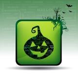 Halloween card Royalty Free Stock Photography