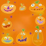 Halloween card. Invitation -  illustration Stock Photo