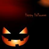 Halloween card. Invitation -  illustration Royalty Free Stock Image