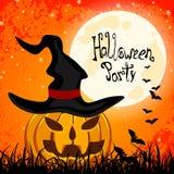 Halloween card Stock Photo