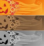 Halloween_Cards stock images