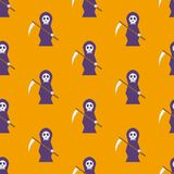 Halloween Cartoon Character Vector Template Royalty Free Stock Images