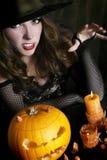 Halloween celebration Stock Images