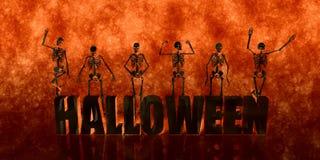 Halloween Celebration Royalty Free Stock Photos