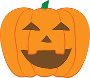 2018 Halloween Celebration Pumpkin vector design JACK-O-LANTERN stock illustration