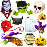 Halloween Character Royalty Free Stock Images