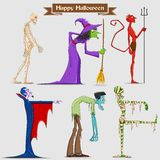 Halloween Character Stock Images