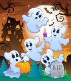 Halloween character image 6 Royalty Free Stock Image