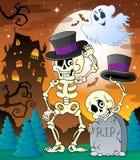Halloween character image 8 Royalty Free Stock Photo