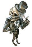 Halloween character Royalty Free Stock Image