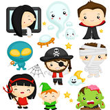 Halloween Character Stock Photo