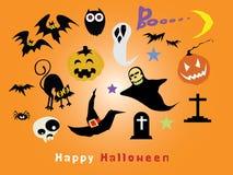 Halloween characters : High resolution jpeg included. Halloween characters : High resolution jpeg included Stock Image
