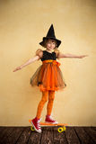 Halloween child Royalty Free Stock Photo