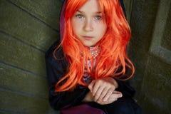 Halloween child Royalty Free Stock Photography
