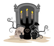 Halloween Clip-art Stock Photo