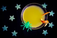 Halloween Cocktail Stock Image