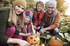Halloween is coming Royalty Free Stock Photography