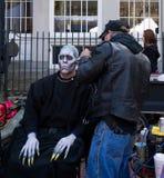 Halloween compone Fotografia Stock