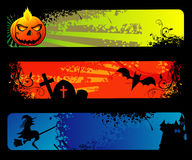 Halloween  composition Stock Image