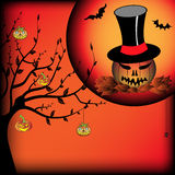 Halloween concept Stock Photo