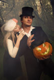 Halloween concept Stock Image
