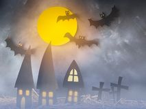 Halloween decoration. Stock Photo