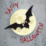 Halloween Concrete Stock Photography